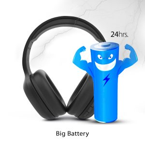 Blaupunkt BH-21 24 hours battery life