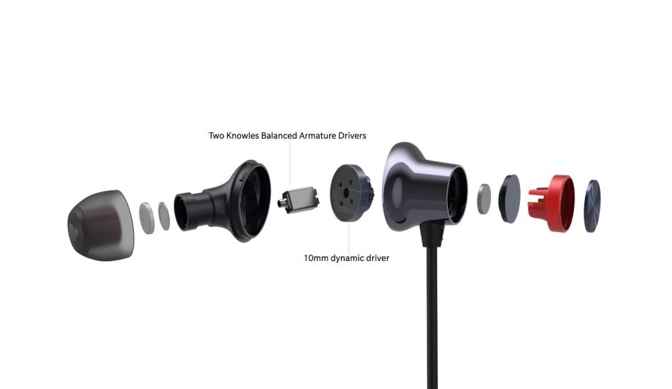 OnePlus Bullet Wireless 2 triple drives