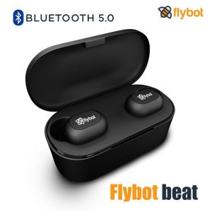Flybot Beat Bluetooth earbuds .