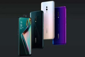 Oppo K3 color variants
