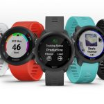 Garmin fitness tracker with GPS