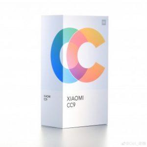 Mi CC9 unboxing