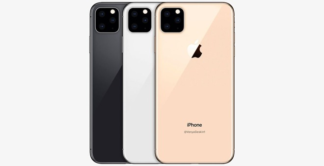 iPhone 11 color variant