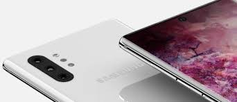 Galaxy Note 10 pro Triple rare camera setup