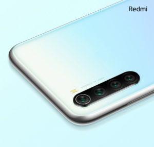 Redmi Note 8 Quad rear camera