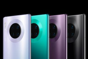 Color variations of huawei mate 30 pro