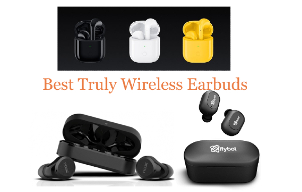 Truly Wireless earphones