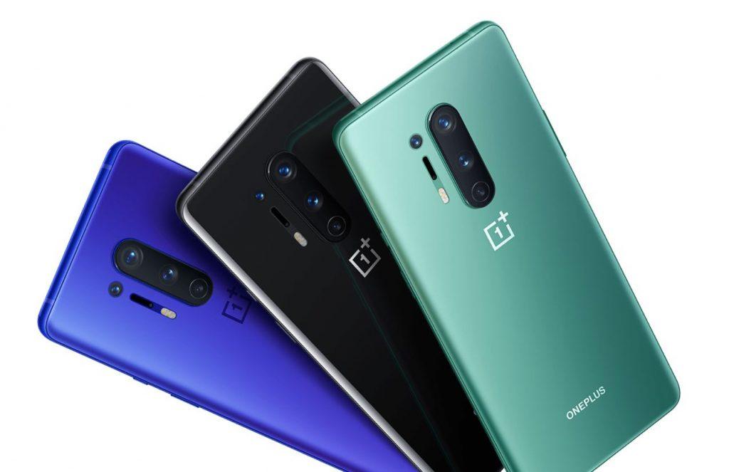 OnePlus 8 PRO colors