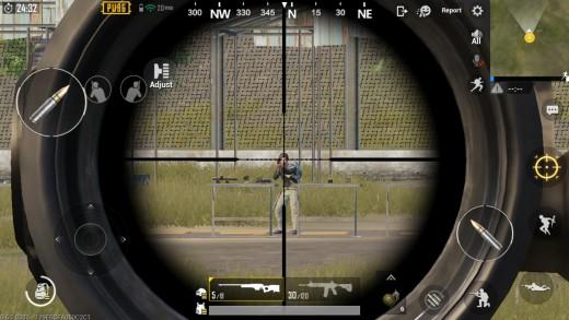 PubG level up bu taking headshot