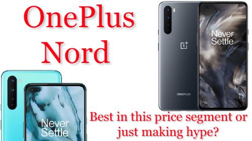 oneplus nord worth waiting?
